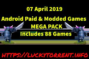 Android Games Mega pack 2019 Torrent