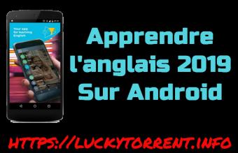 Apprendre l'anglais 2019 sur Android