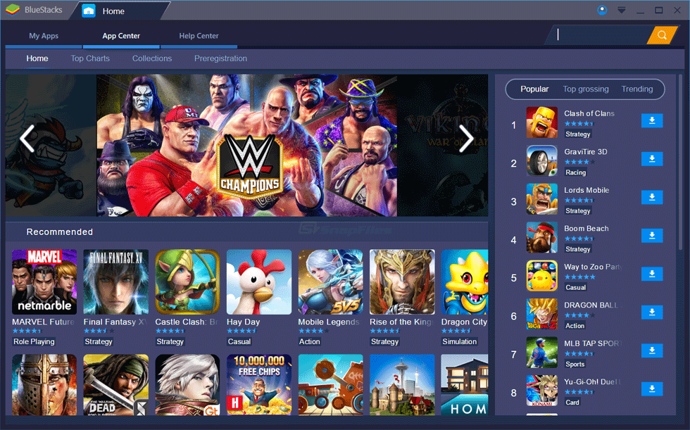 BlueStacks 2019 Torrent