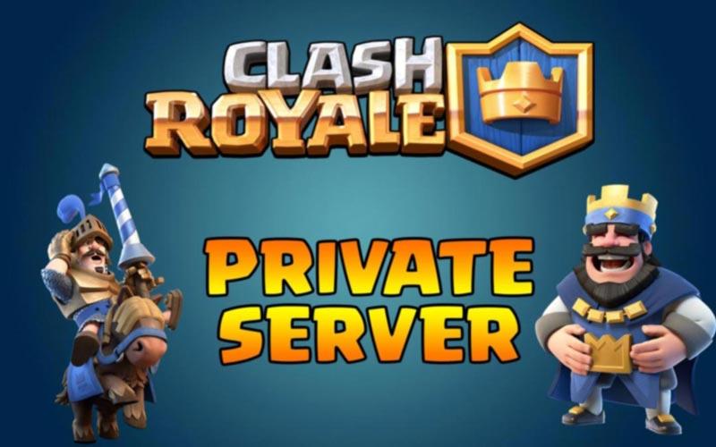 Clash Royale Mega MOD Android Serveur privé