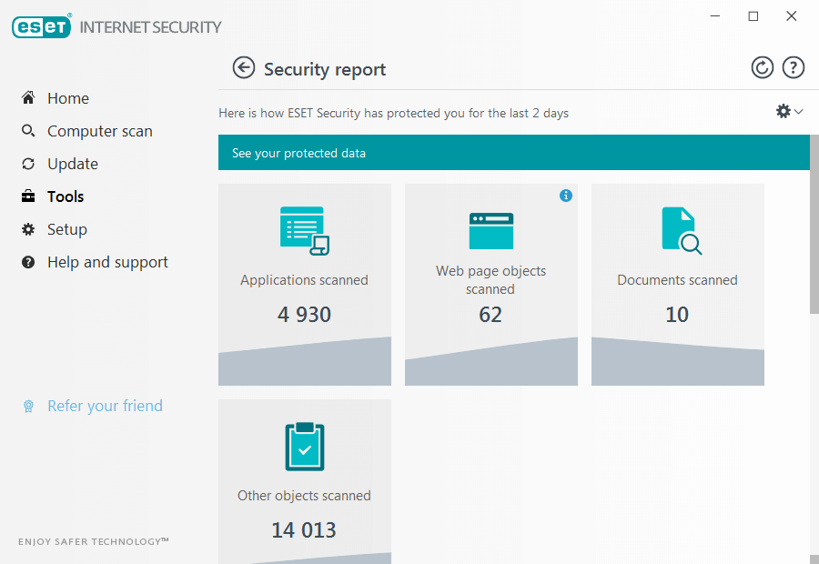 ESET Internet Security v12 + serial