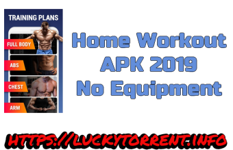 Home Workout No Equipment APK Torrent