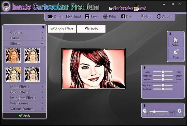 Image Cartoonizer 2019 Premium Torrent