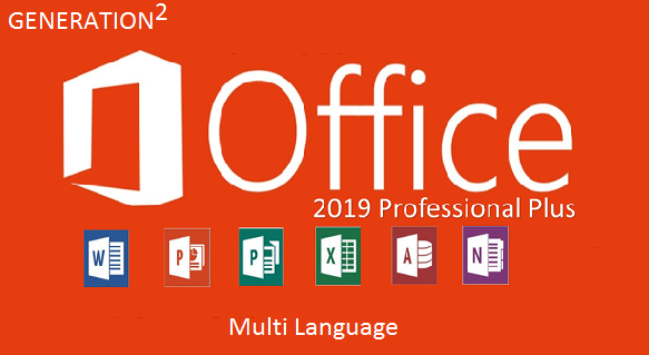 MS Office 2019 ProPlus Francais Torrent