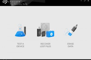 Seagate File Recovery Suite 2019
