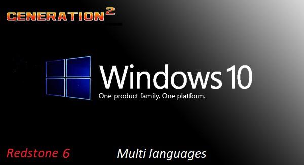 Windows 10 Enterprise RS6 Torrent