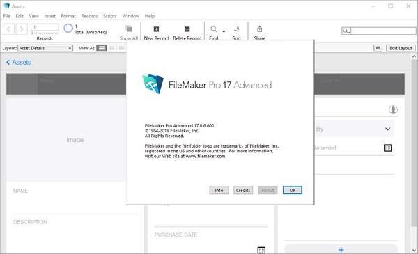 FileMaker Pro 2019 + Serial Keys