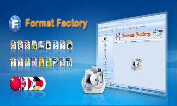 Format Factory 4.6.1.0 Torrent