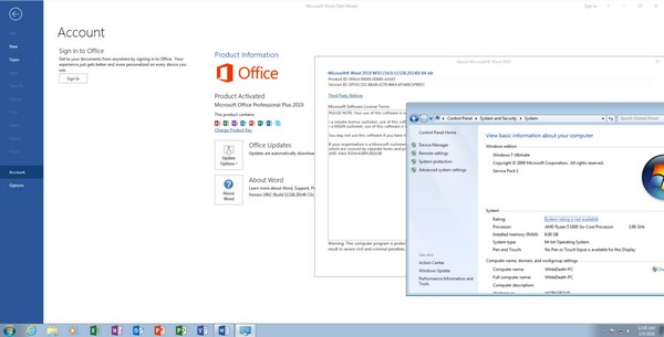 Office 2019 Pro Plus Torrent