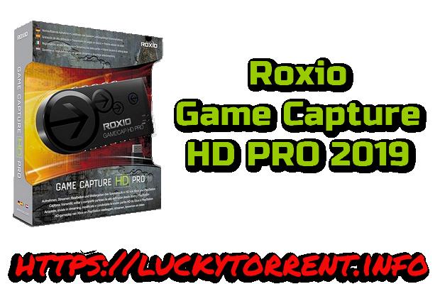 Roxio Game Capture HD PRO v2.0 Crack