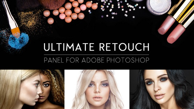 Ultimate Retouch Panel for Adobe Photoshop Torrent