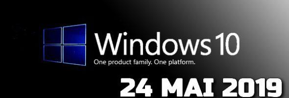 Windows 10 Entreprise X64 MULTi 24 MAI 2019 Torrent