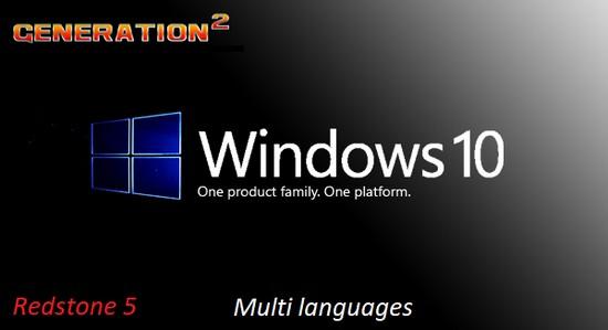 Windows 10 Pro Redstone 5 Torrent