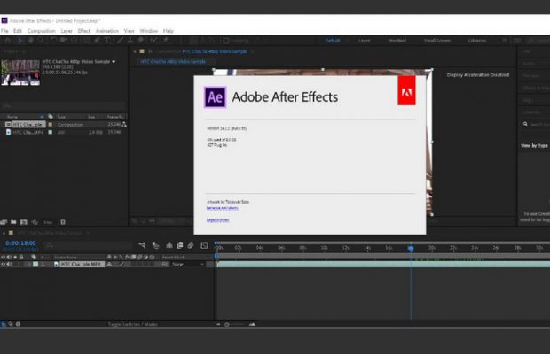 Adobe After Effects 2019 v16.1.2.55 RePack