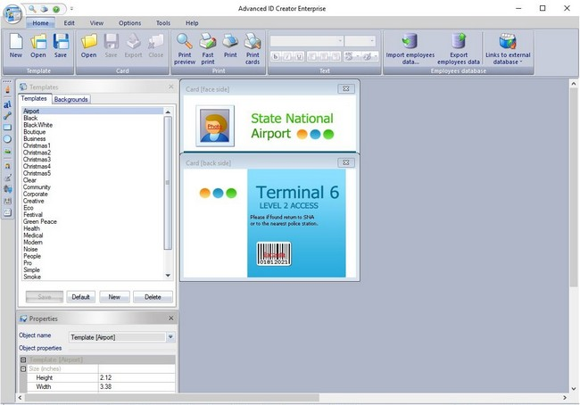 Advanced ID Creator Enterprise 10.5.277 Torrent
