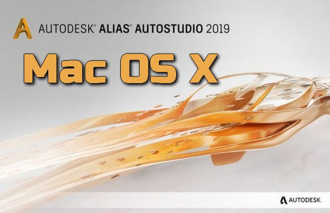 Autodesk Alias ​​AutoStudio 2019 Mac OS X Torrent