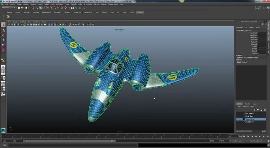 Autodesk Maya 2019 Mac OS X Torrent
