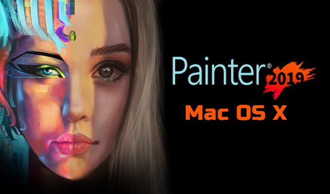 Corel Painter 2019 Mac OS X Torrent