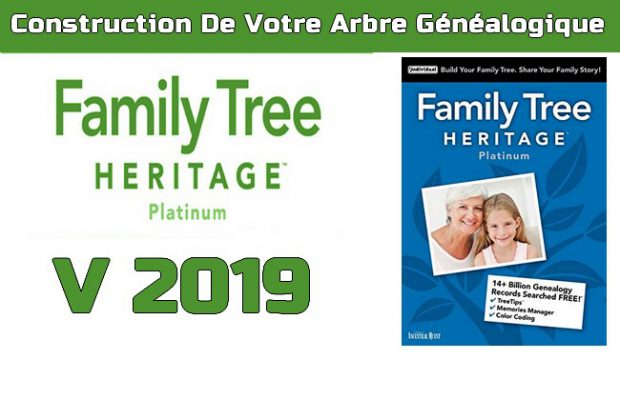 Family Tree Heritage Platinum 15.0.19 Multi