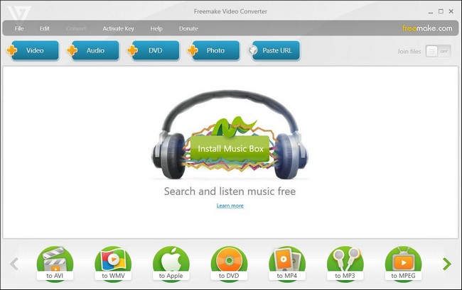 Freemake Video Converter 4.1.10.263 torrent