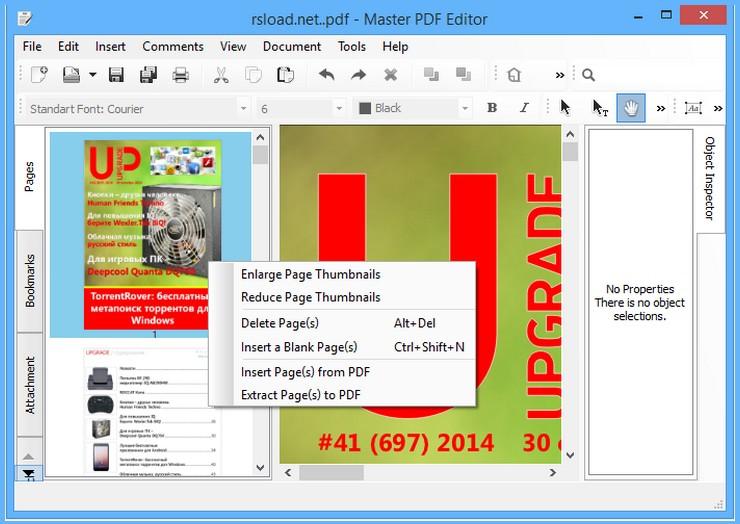 Master PDF Editor 2019 Avec Crack