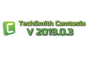 TechSmith Camtasia 2019 x64 + Crack