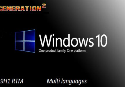 Windows 10 Pro X64 15 JUIN 2019 Torrent