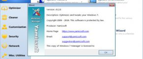 Windows 7 Manager 5.2.0 Torrent