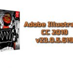 Adobe Illustrator CC 2019 v23.0.5.619