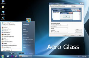 Aero Glass Torrent
