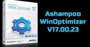 Ashampoo WinOptimizer 17.00.23