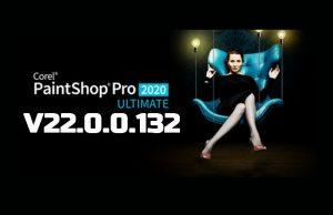 Corel PaintShop Pro 2020 Ultimate v22.0.0.132
