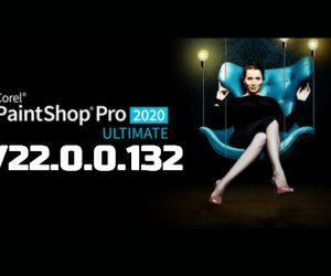 Corel PaintShop Pro 2020 Ultimate v22.0.0.132
