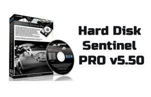 Hard Disk Sentinel PRO v5.50