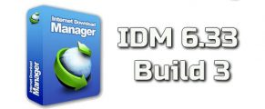 Internet Download Manager IDM 6.33 Build 3 incl Patch