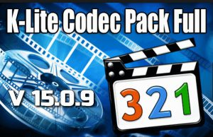 K-Lite Codec Pack 15.0.9 Torrent