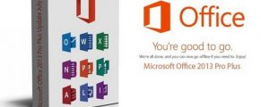 MS Office 2013 Pro Plus SP1 VL 2019