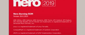 Nero Burning ROM 2019 Fr