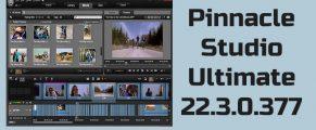 Pinnacle Studio Ultimate 22.3.0.377
