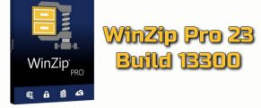 WinZip Pro 23.0 Build 13300 Torrent