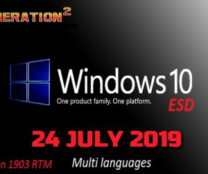 Windows 10 Pro 19H1 X64 RTM OEM Torrent