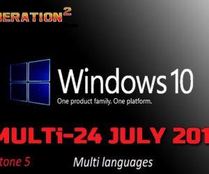 Windows 10 Pro Redstone 5 X64