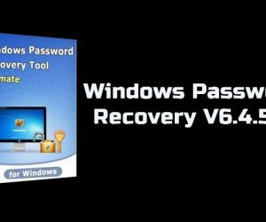 Windows Password Recovery 6.4.5.0