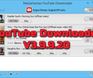 YouTube Downloader 3.9.9.20 Torrent