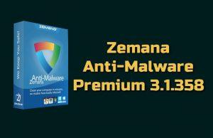 Zemana Anti-Malware Premium 3.1.358