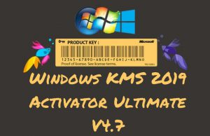 Windows KMS Activator 2019 Torrent
