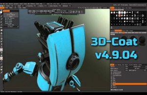 3D-Coat v4.9.04