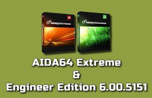 AIDA64 Extreme & Engineer Edition 6.00.5151