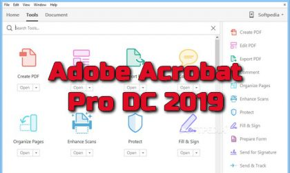 Adobe Acrobat Pro DC v2019 Torrent