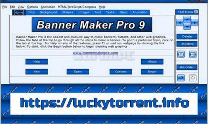 Banner Maker Pro 9 Torrent